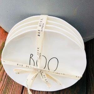Rae Dunn Boo Plates